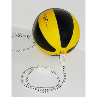 Doppelendball BC Boxing Company , Echtes Leder + Seile, Double End Punching Ball