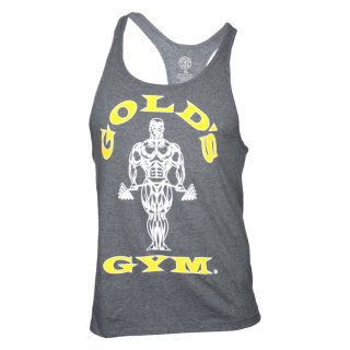 Golds Gym Tank Top Men´s  , Gold´s Gym Muskelshirt    grau / arctic gray