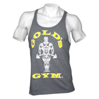 Golds Gym Tank Top Men´s  , Gold´s Gym Muskelshirt    grau / arctic gray M